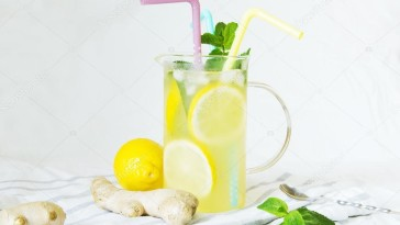 depositphotos_117987710-stock-photo-lemonade-with-ginger-and-mint